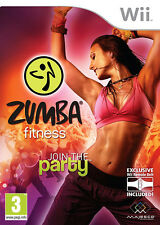 Zumba Fitness Wii - Game Only *in Excellent Condition*