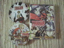 DVD ANIME PELICULA TRIGUN BADLANDS RUMBLE EDICIÓN 2 DISCOS SELECT  VISIÓN USADO