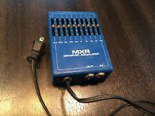 MXR Graphic Equalizer Rare Vintage 70's Unit