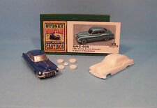 SMC-606 1950 Buick Super  HO-1/87th Scale White Resin Kit (unfinished)