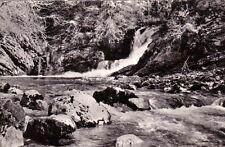 THORENS-LES-GLIERES 19 une cascade sur fillière timbrée 1959