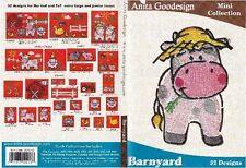 Barnyard Anita Goodesign Embroidery Designs
