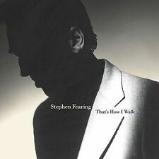 That's How I Walk Fearing, Stephen Audio CD