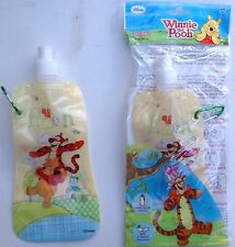 Winnie the Pooh Foldable Water Bottle / sports bottle x 2