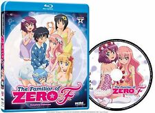 The Familiar Of Zero . F . The Complete Season 4 . Anime . Blu-ray . NEU . OVP