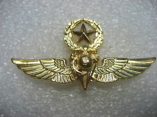 US Marine Corps Badge Parachute Wings Master,unnofic.