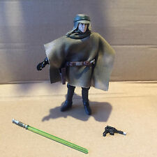 Star Wars The Legacy Collection Luke Skywalker Endor Gear Battle Pack Figure