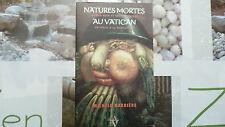 Natures Mortes Au Vatican ; Roman Noir Et Gastronomique En Italie A La..dédicace