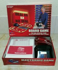 Deal Or No Deal Board Game Talking Phone ~ Tested
