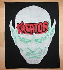 Kreator , Behind the Mirror Backpatch, 1987, rar
