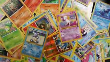 100 Random Pokemon Trading Cards lot some foil / reverse / promo / rare