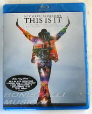 MICHAEL JACKSON - THIS IS IT - BLU RAY Sigillato