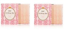 100 piece x 2 = 200pcs DHC On-the-go Facial Blotting Papers Japan Made