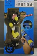 New Black Series Hungry Bear Shooting Target Game