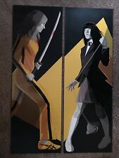 Kill Bill The Bride Quentin Tarantino Movie Art Print Poster Mondo Craig Drake