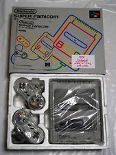 Free Shipping Untested Super Famicom Nintendo - Game console System Japan B75