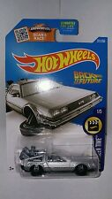 Hot wheels Delorean hover mode no side tampos error variation naked must see
