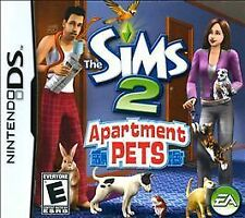 The Sims 2: Apartment Pets  (Nintendo DS, 2008)
