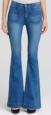 Hudson Jeans Taylor high rise flare 31