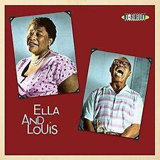 Ella Fitzgerald /Louis Armstrong - Ella & Louis [New Vinyl LP] UK - Import
