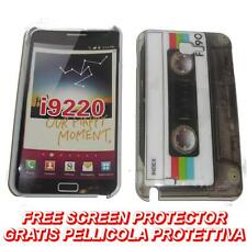 Pellicola + BACK cover TAPE FE 90 per Samsung Galaxy Note I9220 N7000 (B4)