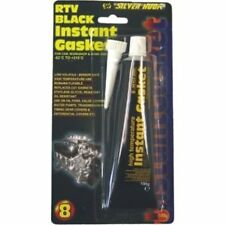 RTV BLACK INSTANT GASKET & SEALANT - SENSOR SAFE - LARGER 100g TUBE  (SG08)