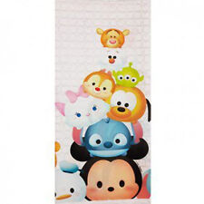 TSUM TSUM PLASTIC TABLE COVER ~ Birthday Party Supplies Decorations Cloth Disney