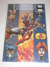 Berzerkers Vol.1 #1b VF-NM Fraga Image Comics Aug 1995