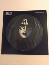 KISS ACE FREHLEY SOLO ALBUM PICTURE DISC VINYL LP   NEW MINT UNPLAYED