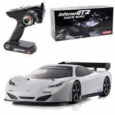 Kyosho 1/8 Inferno GT2 Race Spec Ceptor K Readyset Nitro Car w/ Syncro Radio