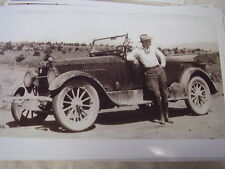1921 STUDEBAKER SIX  IN NEVADA   11 X 17  PHOTO  /  PICTURE