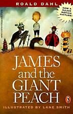 James and the Giant Peach Dahl, Roald Paperback