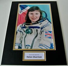 Helen Sharman SIGNED autograph 16x12 photo display MIR Space Station & COA