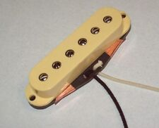 New P-90 style single coil pickups for strat style electric guitar- Pete Biltoft