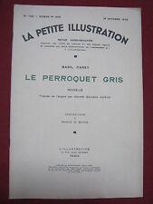 LE PERROQUET GRIS - Basil CAREY -  Illustrations de M. de BECQUE - 1935