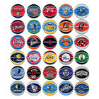 "NBA Basketball Decal Stickers Licensed About 3"" Round Your Choice"