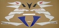cbr 125r 2007 full decals stickers graphics kit set labels aufkleber adhesivi