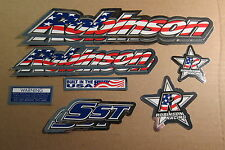 BMX Old School Robinson SST Genuine decal set