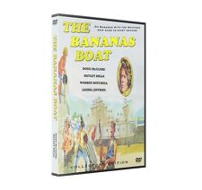 THE BANANAS BOAT - Warren Mitchell, Hayley Mills, Lionel Jeffries [1976] DVD