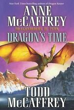 Dragon's Time: Dragonriders of Pern (Pern: The Dragonriders of Pern)-ExLibrary