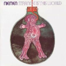 niemen - strange is this world  ( POL 1972 )  CD