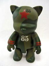 "Frank Kozik Qee 8"" IVAN  Cat vinyl figure 2008 SDCC Release Toy2R - LOOSE"