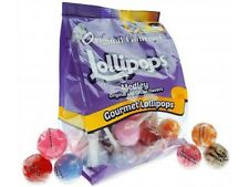 ORIGINAL GOURMET^*7.4oz Bag MEDLEY Original+Cream MINI LOLLIPOPS Candy Exp.3/18+