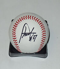 SHOTA OHNO SIGNED AUTO'D OFFICIAL LEAGUE BASEBALL NIPPON HAM FIGHTERS WBC
