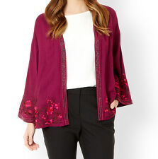 MONSOON Eloise Embroidered Jacket BNWT