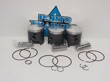 Wossner Piston Kit Kawasaki S2 Mach 2 II 1972 1973 72 73 Over Bore 54.50mm