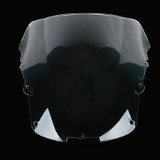 Double Bubble Clear Windshield Windscreen For Honda CBR1100XX CBR 1100 XX 96-07