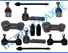 Brand New 12pc Complete Front Suspension Kit for Subaru Baja Legacy and Outlook
