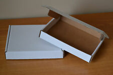 SMALL POSTAL CARDBOARD MAILING BOXES PACK OF 10 STRONG BOXES 150x125x25