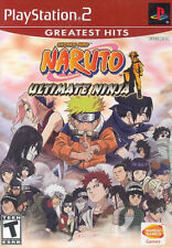Naruto Ultimate Ninja PS2 New Playstation 2